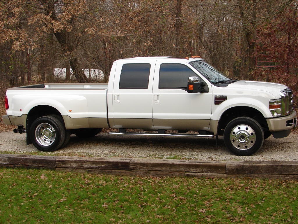 2008 ford f450 king ranch 4x4 powerstroke diesel. Black Bedroom Furniture Sets. Home Design Ideas